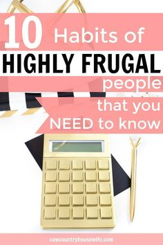 These are great! If you've ever struggles with being frugal, this is for you! Frugal people share their secrets how they save money. Secrets to saving money and living a frugal life. Easy frugal living tips. 10 Habits of Highly Frugal People.