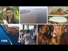 Episode 9 - 2014 FIFA World Cup Brazil Magazine - In Manaus, the centre of the rainforest, to learn about a famous cultural festival, local football and an amazing new World Cup stadium.