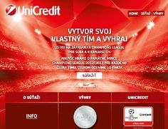 Here's an app we launched for UniCredit Bank in cooperation with MediaCom!    http://www.facebook.com/UniCreditBankSlovakia/app_221454224627087