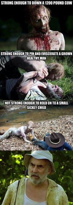 right! (The Walking Dead)