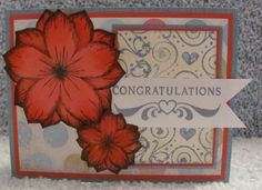 I just listed Congratulations Blossom A2 Greeting Card Floral Congrats Card on The CraftStar @TheCraftStar #uniquegifts