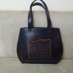 Leatherwork.hanmade...homemade....starbag...%100leather
