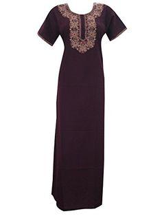 Long Kaftan Caftan Neck Embroidered Moroccan Caftans Dress for Womens, M Sz Mogul Interior http://www.amazon.com/dp/B00VNNIIX4/ref=cm_sw_r_pi_dp_4.2ivb1TRBAEK