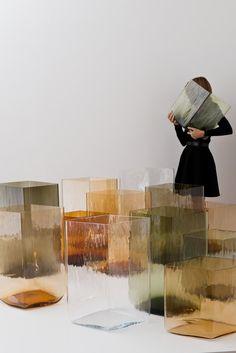«RUUTU » one-off collection byRonan& Erwan Bouroullec