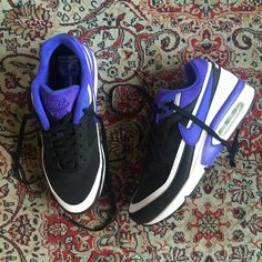 "Happy #airmaxday! Nike Air Max BW OG ""Persian Violet"" disponibles en Duke. #nike #airmaxbw #persianviolet #dukemadrid #condeduque #condeduquegente #condeduquevaldivia #madrid by dukemadrid"