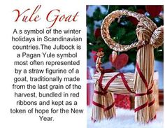 Yule goat need to get one, going to celebrate Yule this year other is getting too much Danish Christmas, Christmas Love, Scandinavian Christmas, Winter Christmas, Christmas Crafts, Christmas Decorations, Christmas Ornaments, Yule Decorations, Norwegian Christmas