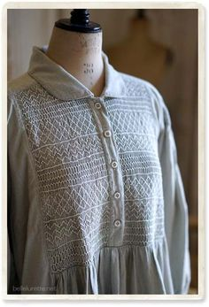 traditional smocking - Google Search