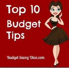 Most popular Budget Tips of 2012