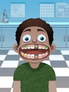 Little Dentist: skvělá zubařská zábava v záplavě reklamy ... Always interesting what you can find when you type in dental implants and other related terms