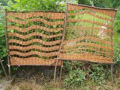 wavey willow trellis by simpsons_pix, via Flickr