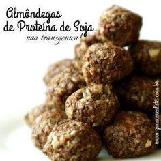 almôndega, almôndega de soja, almondega de proteína de soja não transgênica, proteína de soja não transgênica, receita de almôndegas veganas, zco, zc