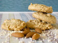 Prepara estas deliciosas galletas de almendra y amaranto son una buena opción de snack saludable para el lunch de los niños o para los que quieren tener una alimentación más sana.