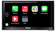 CarPlay for the rest of us: Pioneer demos Apple's interface in its NEX infotainment systems