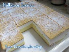 Hullámos krémes (Gluténmentes) recept lépés 7 foto Dairy, Cheese, Food, Essen, Meals, Yemek, Eten