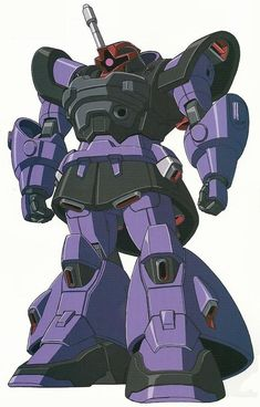 ZGMF-XX09T DOM Trooper is a prototype heavy mobile suit, it is featured in the anime series Mobile Suit Gundam SEED Destiny. The unit is piloted by Hilda Harken, Mars Simeon and Herbert Von Reinhard.