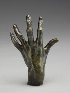 Tutt'Art@ | Pittura * Scultura * Poesia * Musica |: Auguste Rodin ~ Pianist's Hands