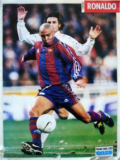 Ronaldo, F.C. Barcelona                                                                                                                                                     Más