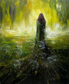 Obraz Bene vale - Artysta Małgorzata Niegel