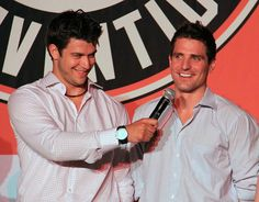 2 for 1 Brent Seabrook and Patrick Sharp