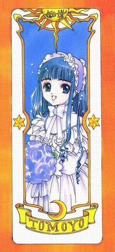 Tomoyo/Madison - Cardcaptor Sakura