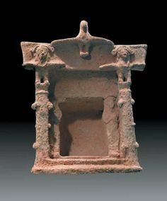 Israelite house shrine
