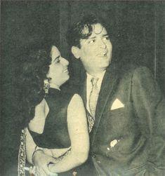 Geeta+Bali+with+her+Husband+Shammi+Kapoor
