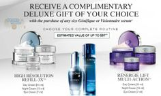 lancome gift with purchase 2013 | Lancome Free Gift With Purchase Jan 2013