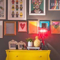 Saiu post novo com mais uma #Casadepinterest lá no blog.  A casa da @flaviamd é cheia de cantinhos incríveis como esse. Corre lá pra conferir todas as fotos: medodapressa.com.br (link na bio)