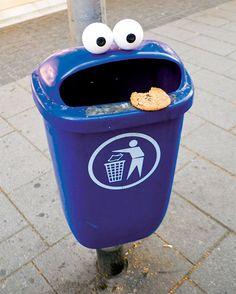 Mmmm.... coookies... #funny #cookiemonster #funnypics
