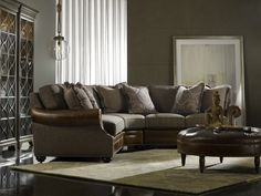 Sectional Seating by Design #bradington_young