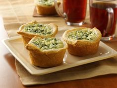 Mini quiche recipe quiches minis and finger foods breakfast quiches to go forumfinder Choice Image