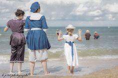Belle Epoque : Maillots de bains / Bath costumes | Temps d'élégance