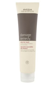 Aveda 'damage remedy™' Daily Hair Repair | Nordstrom:  use it every day before blowdrying