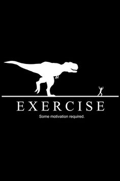 Funny iphone wallpapers background lock screens - reason to exercise - being chased