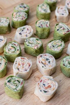The classic party appetizer with a Southwest twist! A great make-ahead appetizer. ~ https://www.fromvalerieskitchen.com