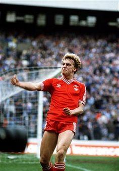 Neale Cooper Aberdeen 1982