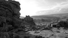 Hound Tor Dartmoor, UK