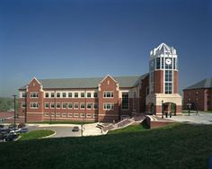 Lindenwood University - a couple of grad degrees here