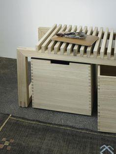 Skagerak Furniture – A Celebration of Danish Design Box Shelves, Storage Shelves, Storage Spaces, Shelving, Walking The Plank, Design Bestseller, Danish Furniture, Sidewalk Chalk, Scandinavian Home