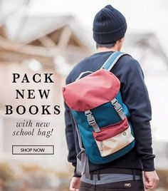 Buy online from a vast range of trendy School bags from your favourite brands with a discount of 10% on applying Shopdeca Coupon Code. Find out more Coupon Code: ind.collectoffers.com