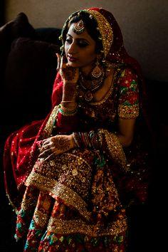 Gorgeous! - Samreen & Faisal: Vibrant & Traditional Pakistani Wedding