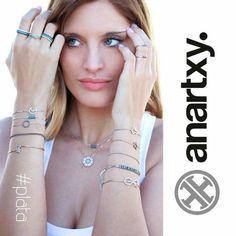 Belleza en plata  #anartxy #plata925 #silver925 #Joyas #Jóias #Jewels #Bijoux #estilo #style #woman #fashion #moda
