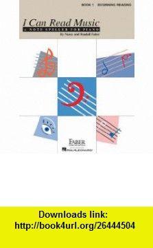 I Can Read Music - Book 1 Beginning Reading (9781616770488) Nancy Faber, Randall Faber , ISBN-10: 1616770481  , ISBN-13: 978-1616770488 ,  , tutorials , pdf , ebook , torrent , downloads , rapidshare , filesonic , hotfile , megaupload , fileserve
