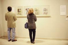 Come la celeberrima opera curata da Enzo Biagi uscita alla fine degli anni settanta, anche l'esposizione ravennate presenta un excursus panoramico ma non semplicistico della storia contemporanea italiana. (Foto Sandra Lazzarini)