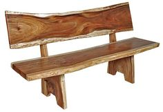 Buy exceptional indoor and outdoor rustic furniture including barnwood furniture: Country rustic bedroom sets, living rooms furniture and contemporary farmhouse styles! Natural Wood Furniture, Timber Furniture, Primitive Furniture, Rustic Furniture, Upholstered Furniture, Handmade Furniture, Rustic Bench, Rustic Wood, Into The Woods