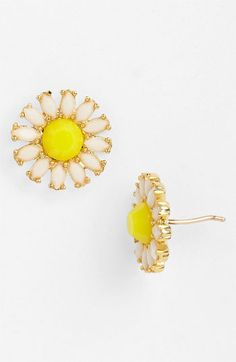 kate spade new york 'estate garden' stud earrings available at Nordstrom