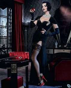 Katy Perry for GHD. Gorgeous. would love to look like this one halloween