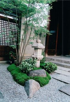 15 Cozy Japanese Courtyard Garden Ideas | Home Design And Interior