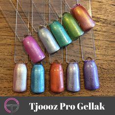 Metallic! www.tjooozpro.com #nails#diy#gellak#gellac#gelpolish#polish#shoponline#metallic#metallicnails