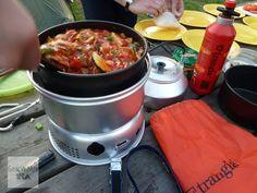 Trangia stove